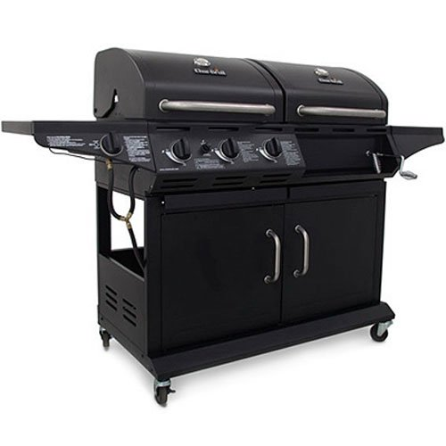 Char-Broil Combination Charcoal Grill and Gas Grill Review